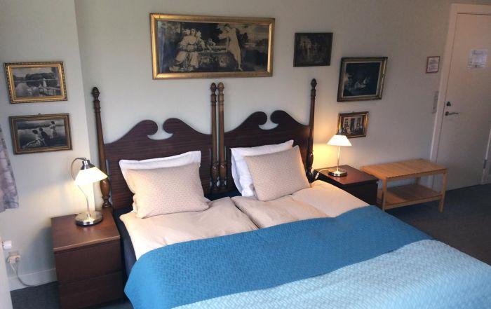 Værelse 1-1, Hotel Lolland, dobbeltværelse
